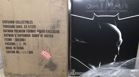 Batman-BvS-Premium-Format-Exclusive-Sideshow-Statue-Sold