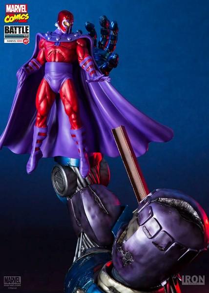Iron Studios Magneto vs Sentinel Exclusive