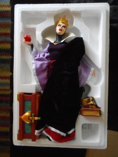 RARE-2010-Sideshow-Exclusive-EVIL-QUEEN-Limited