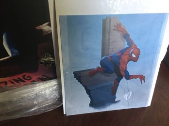 Sideshow-Collectibles-Exclusive-Spider-Man-Premium-Format-Comiquette-_57