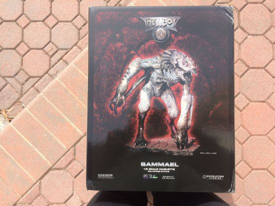 Sideshow-Collectibles-Hellboy-Sammael-Maquette-Demon-Statue-1-6
