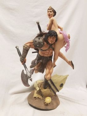 SIDESHOW-EXCLUSIVE-CONAN-THE-BARBARIAN-Price-SCALE-STATUE-_57