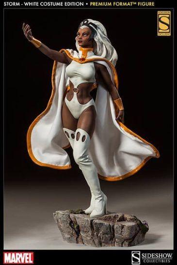 Sideshow-Exclusive-WHITE-Costume-STORM-Premium-Format-Figure