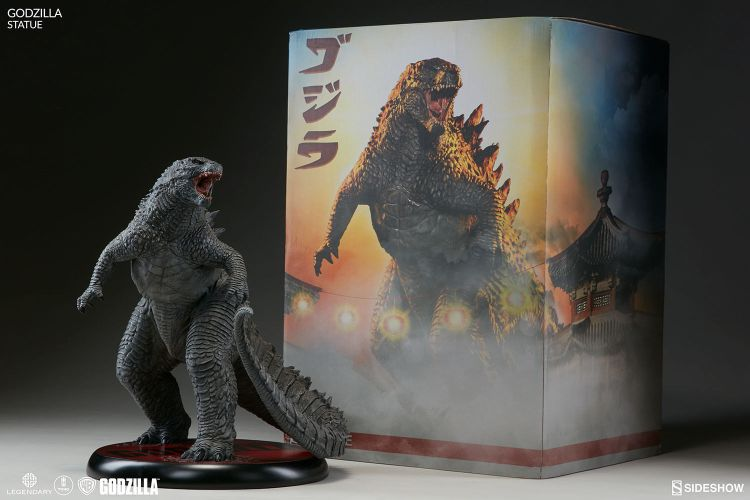 Sideshow-Godzilla-Statue-Godzilla-Bust-Godzilla-Art-Godzilla-Model-Kit