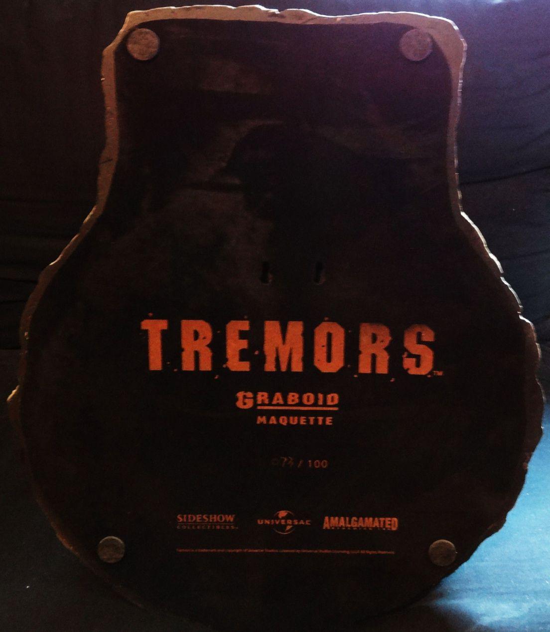 Sideshow-Tremors-Graboid-Maquette-Statue-Figure-Bust-Universal-_57