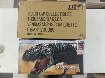Sideshow-VENOMSAURUS-Figure-STATUE-22-500-Old