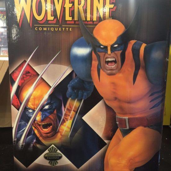 Sideshow-Wolverine-Comiquette-Exclusive-Statue