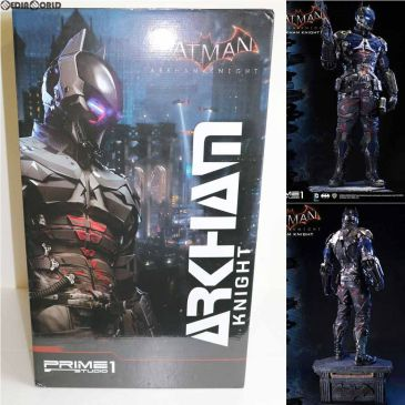 USED-Museum-Masterline-Arkham-Knight-EX-Batman-Figure
