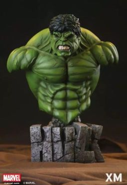 Xm-Studios-Incredible-Hulk-Bust-14-Scale-Statue