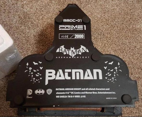batman p1 base