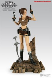 lara croft legend exclusive