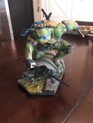 LEONARDO-Sideshow-Statue-Comiquette-Teenage-Mutant-Ninja-Turtles-227-1000