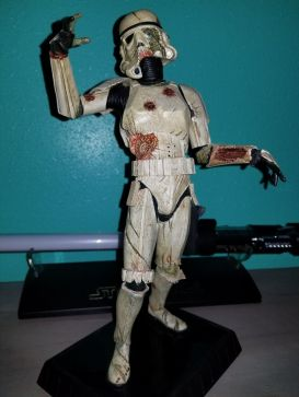 RARE-Gentle-Giant-Star-Wars-Death-Trooper-Statue