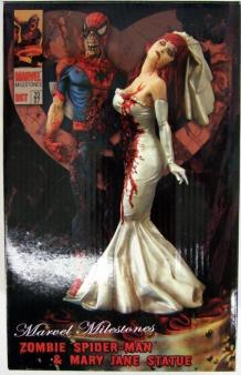 Rare-Nib-Marvel-Comics-Spiderman-Mary-Zombie-Statue-_57 (2)