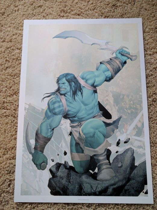 Sideshow-Exclusive-Skaar-Statue-Son-of-Hulk-_57 (4)