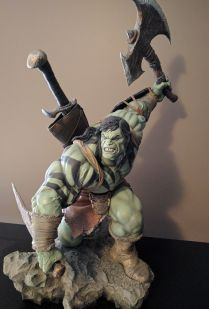 Sideshow-Exclusive-Skaar-Statue-Son-of-Hulk