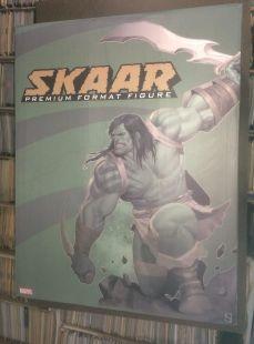 SIDESHOW-Skaar-Premium-Format-Statue