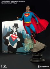 Superman-Christopher-Reeve-Statue-Premium-Format-Figure-by