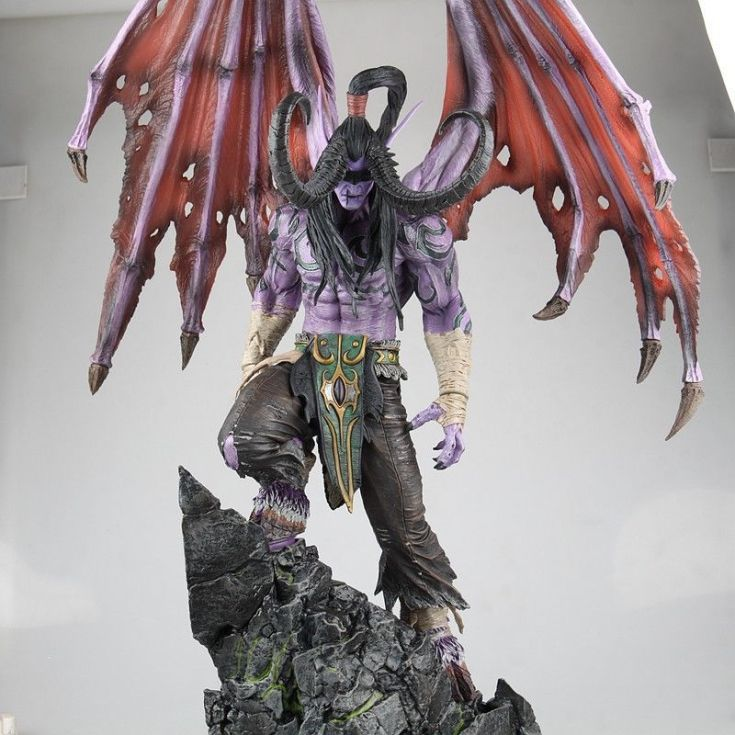 WOW-World-of-Warcraft-Illidan-Stormrage-High-Grade