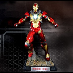 IMAGINARIUM_Iron_Man_3_Mark_39_Half_Scale_Statue_Main
