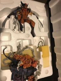 Kotobukiya-Wolverine-Brown-Costume-Statue-96-1000-_57