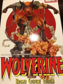 Kotobukiya-Wolverine-Brown-Costume-Statue-96-1000
