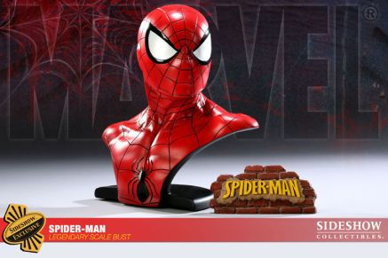 SIDESHOW-EXCLUSIVE-SIGNED-By-STAN-Lee-SPIDER-MAN-Legendary-_57 (1)