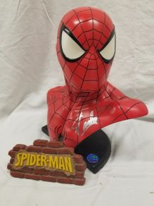 SIDESHOW-EXCLUSIVE-SIGNED-By-STAN-Lee-SPIDER-MAN-Legendary