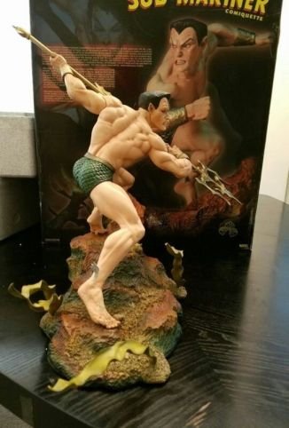Sideshow-Marvel-EXCLUSIVE-Namor-Sub-Mariner-Statue-Figure-Comiquette-_57 (2)