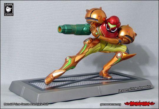 First4Figures-F4F-Samus-Varia-Suit-Statue-Metroid-Prime