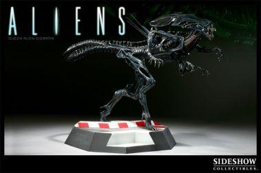 Sideshow-Queen-Alien-Diorama-16-Scale-Polystone-Statue