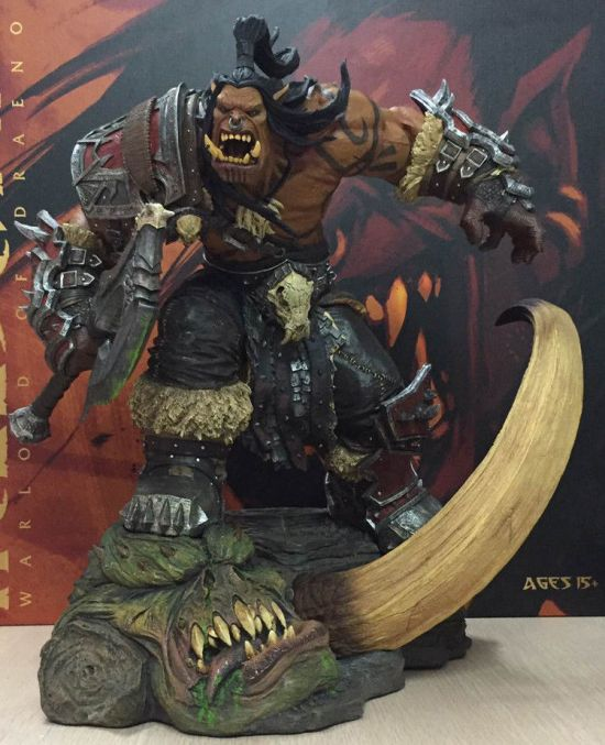 World-of-Warcraft-14-Grommash-Hellscream-Blizzard-Polystone