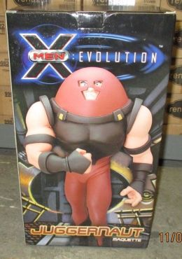 X-men-Evolution-Juggernaut-Maquette-by-Hard-Hero-BNIB