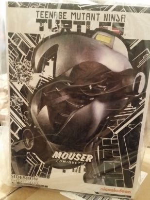 mouser-tmnt-sideshow-exclusive-statue-never-displayed