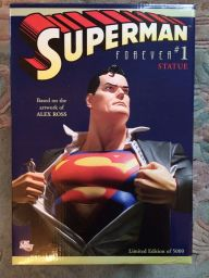 Superman-Forever-full-size-statue-Alex-Ross-DC-Direct