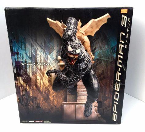 Sideshow-Collectibles-Venom-Polystone-Statue-NEW-262-1500-Spider-Man-_57