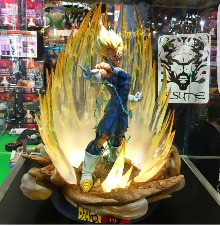 Majin Vegeta HQS, Dragon Ball Z 1/4